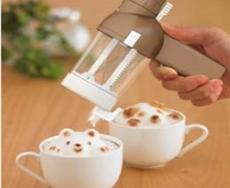 قهوه اسپرسو با طعم هنر