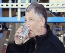 دستگاه تولید آب شرب از فضولات انسانی