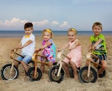 دوچرخه ای برای حفظ تعادل مخصوص کودکان
