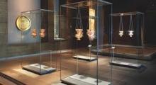ساخت ویترینهایی برای محافظت از آثار تاریخی در موزه ها